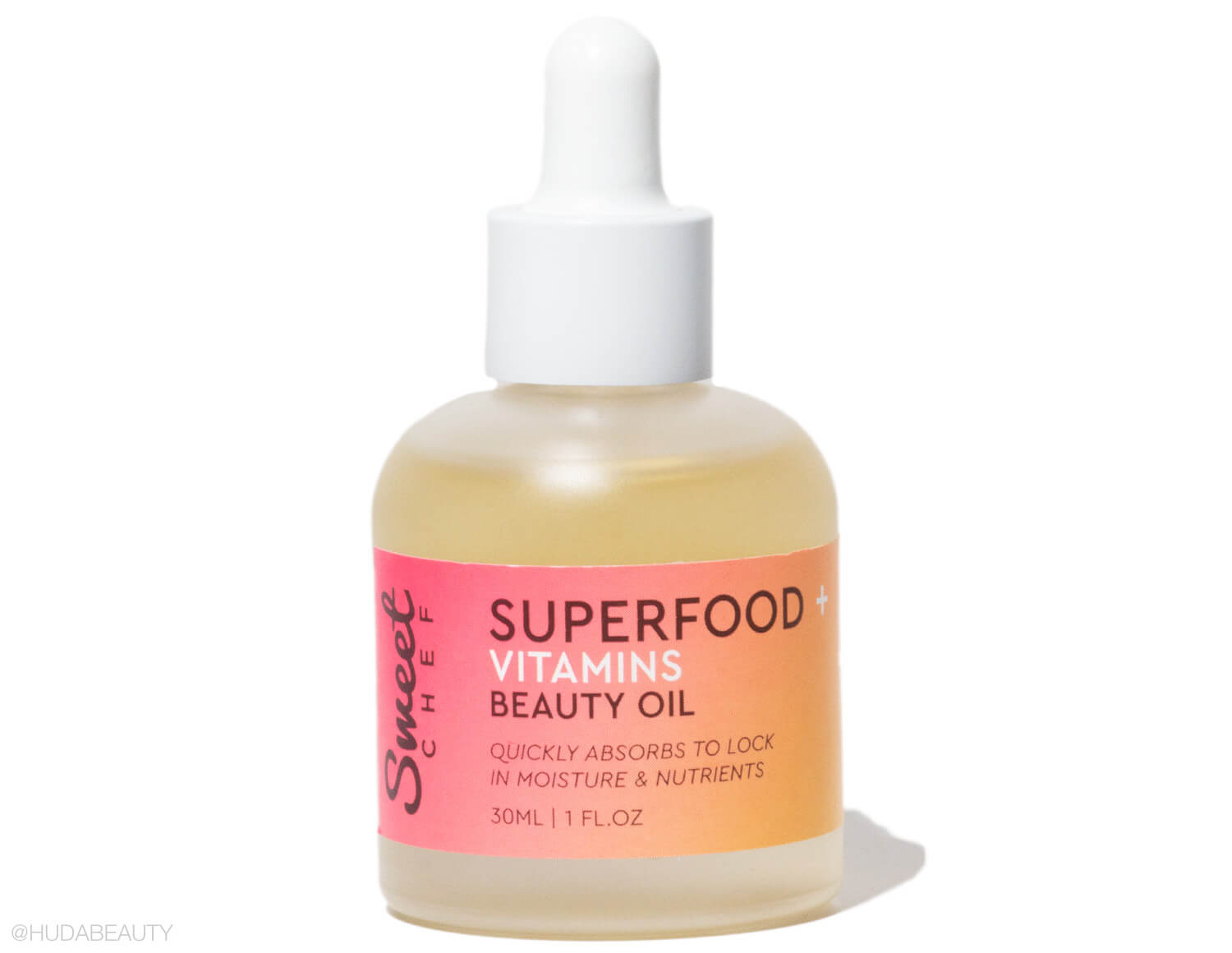 Sweet chef face oil