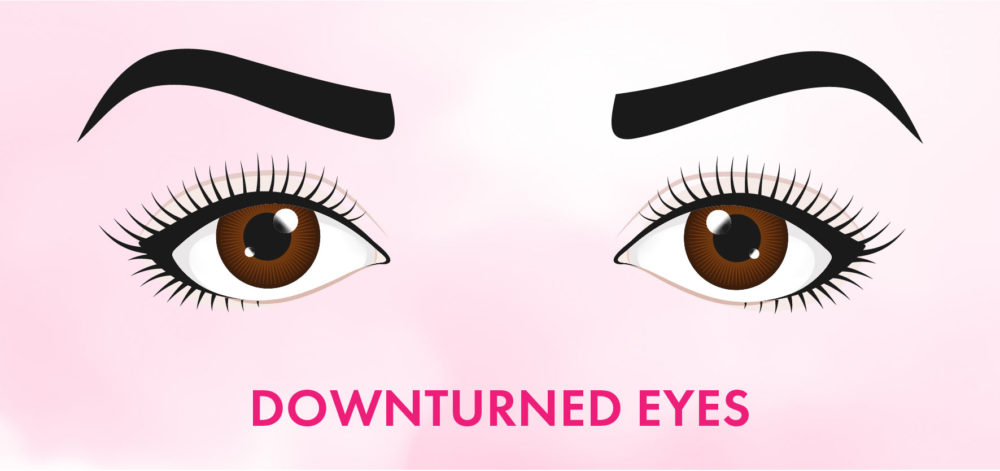 Eyeshadow Tips for Downturned Eyes