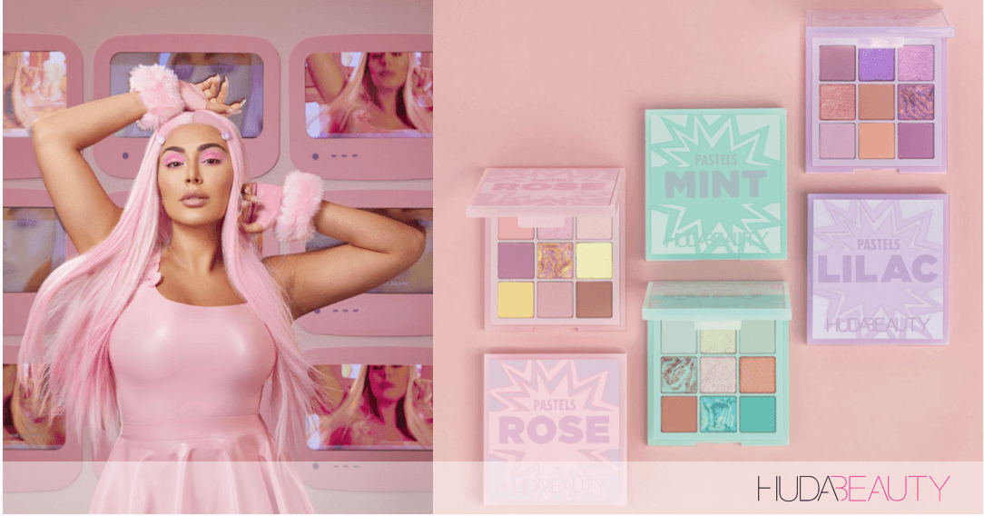 The Cutest New Palettes: Obsessed With These Pastel Shades!