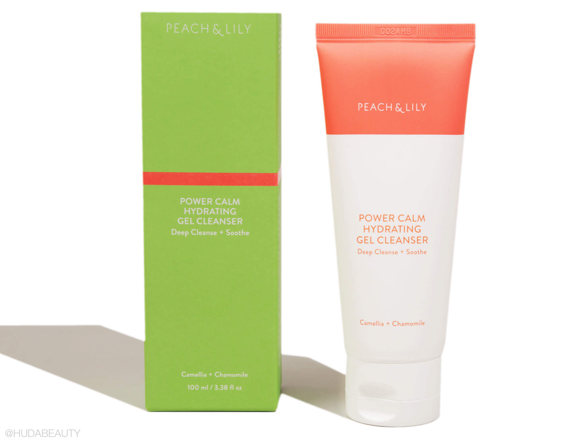 peach and lily cleanser