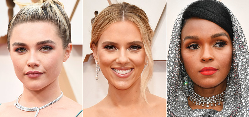 oscars 2020 beauty looks