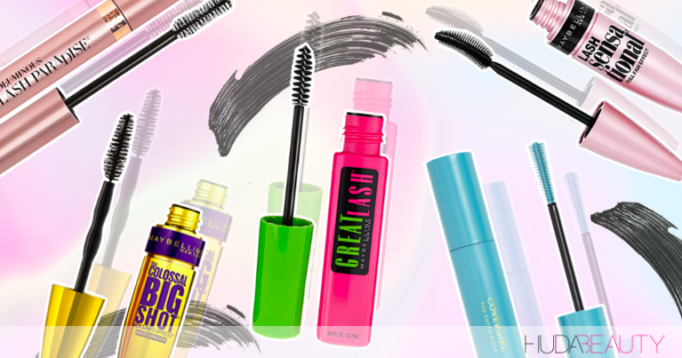 The 5 Best Drugstore Mascaras Of All Time
