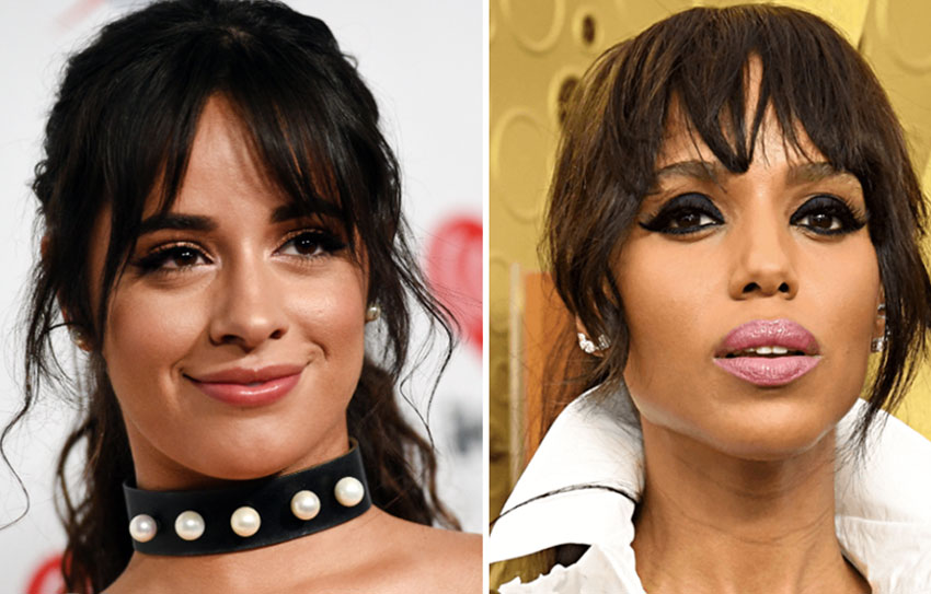 How To Cut Your Bangs To Flatter Your Face Shape Blog Huda Beauty