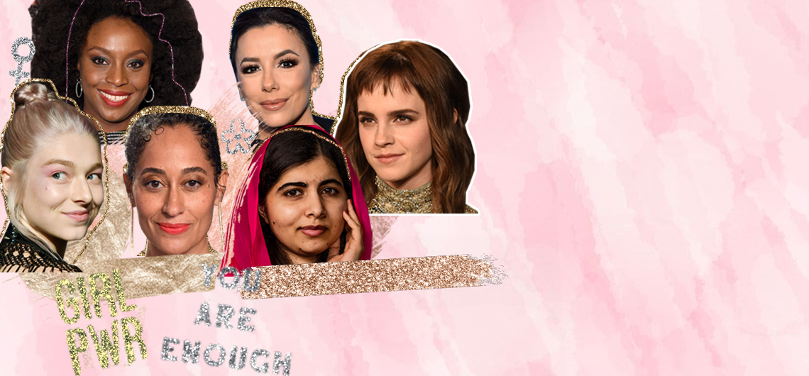 20 Women That Inspire Us Every. Single. Day.
