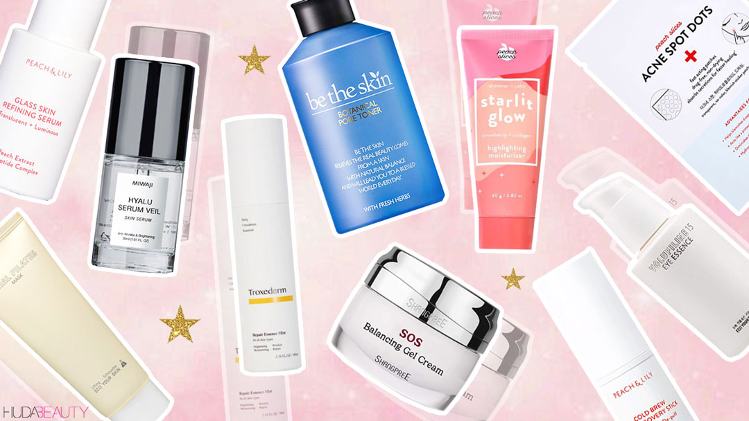 K-beauty products 2020