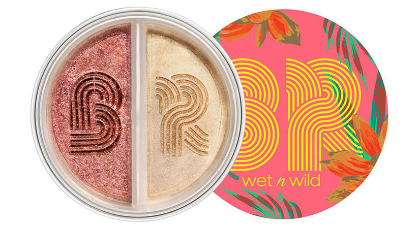 Wet n Wild Bretman Rock Loose Highlighter Duo