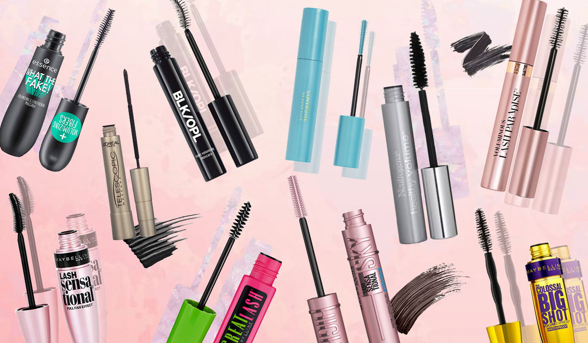 The 10 Best Drugstore Mascaras For Jaw-Dropping Lashes