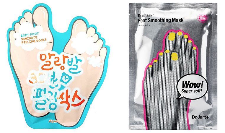 Deep Conditioning foot mask