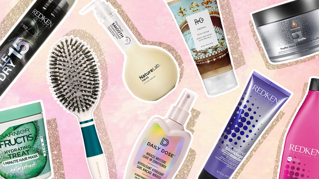 Hair Stylists Spill The Best Products To Heal Every Hair Issue