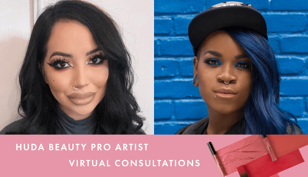 Book A Virtual Beauty Consultation With One Of Our Pro Makeup Artists
