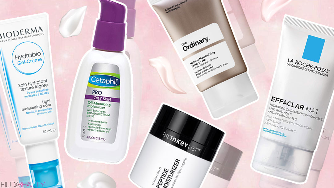 The Best Drugstore Moisturizers For Oily Skin