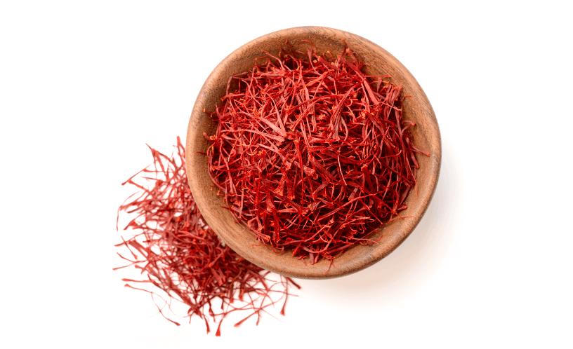 saffron beauty products
