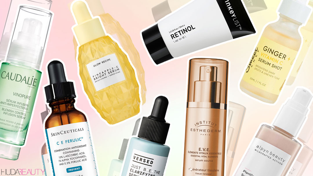 Amazing Serums That Will Make A Huge Difference To Your Skin