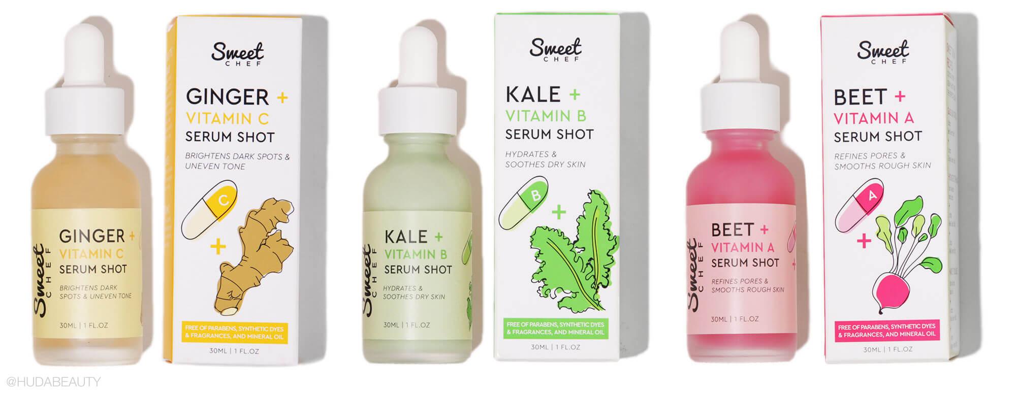 serum shots