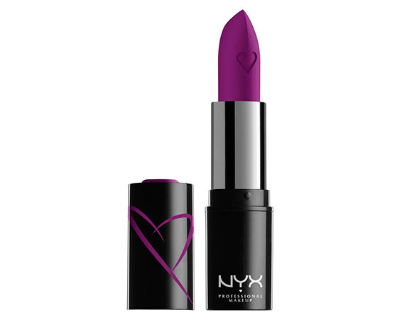 NYX Shout Loud Satin Lipstick in Emotion