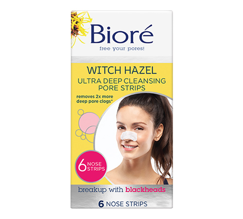 Biore Witch Hazel Pore Strips