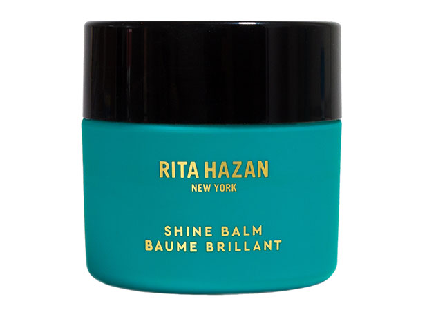rita hazan shine balm for hair