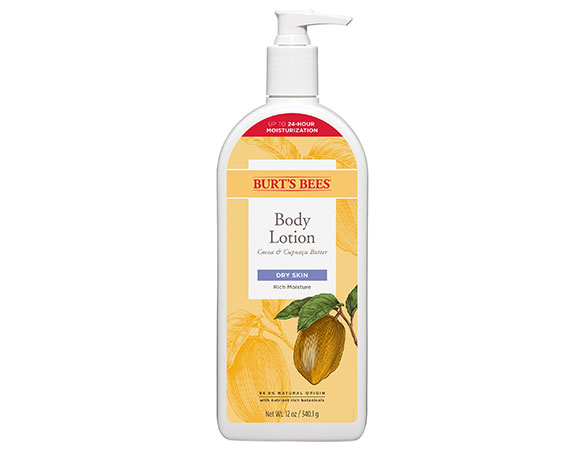 Burt's Bees Richly Replenishing Cocoa and Cupuacu Body Lotion