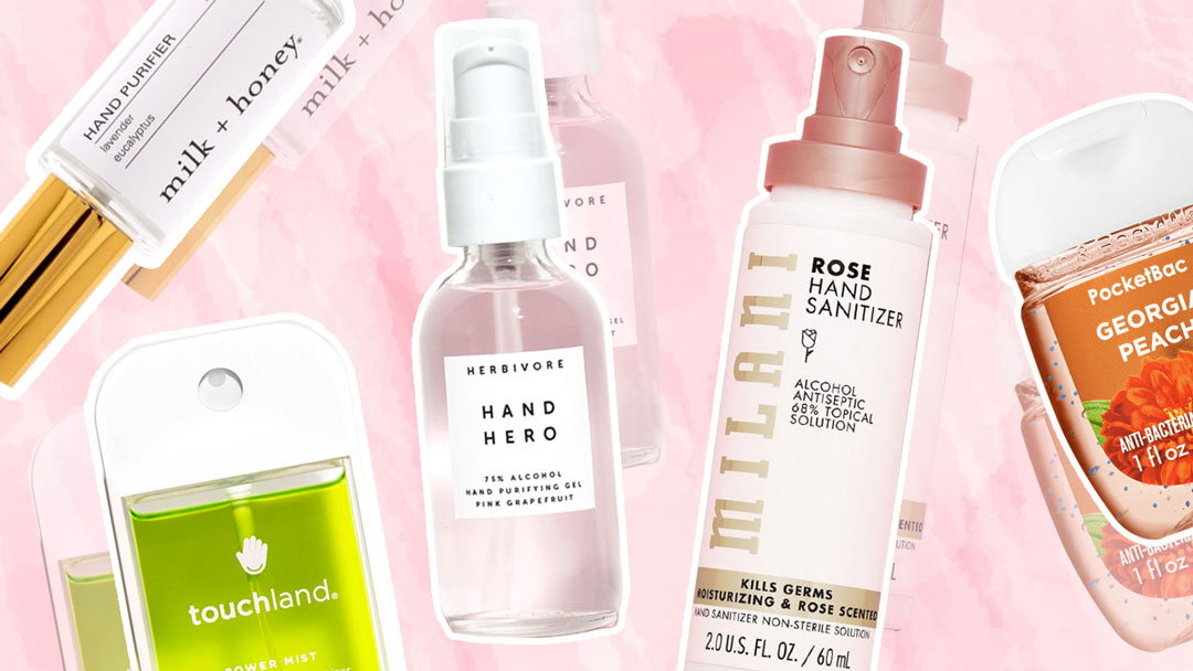 Cute Hand Sanitizers That Look Chic And Smell SO Good