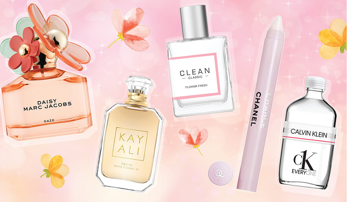 5 New Floral Fragrances That Smell Like Summer In A Bottle
