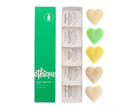 Ethique Hair Sampler