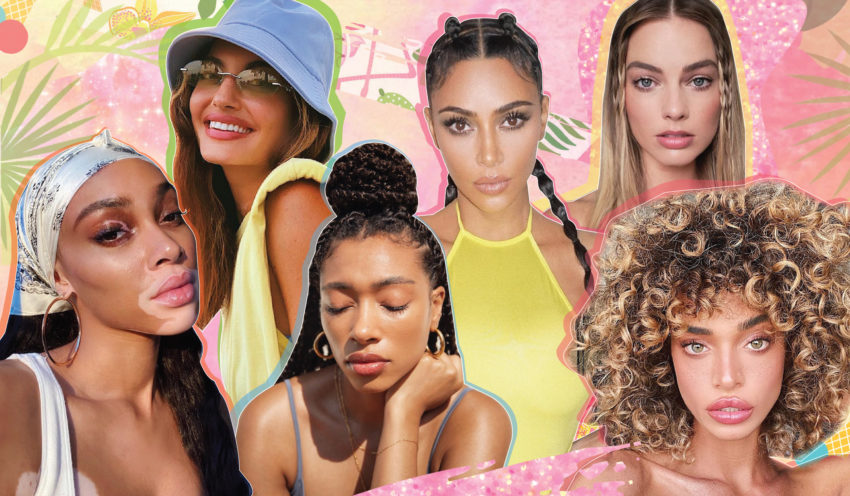 The Hottest Hair Trends You'll Be Wearing This Summer