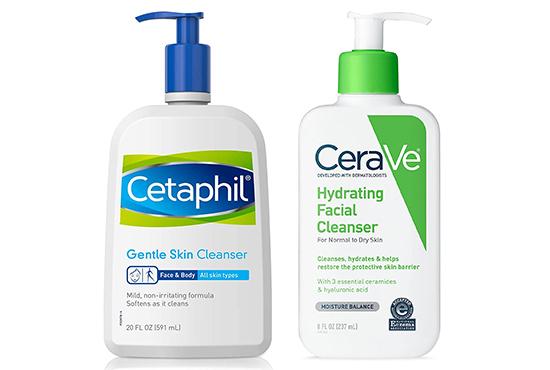 Cetaphil-et-Cerave-Cleanser