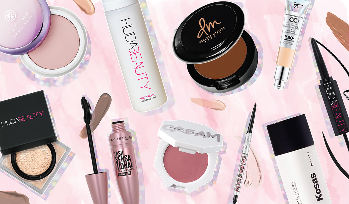 10 Summer Makeup Essentials For Flawless, Sweat-Proof Makeup