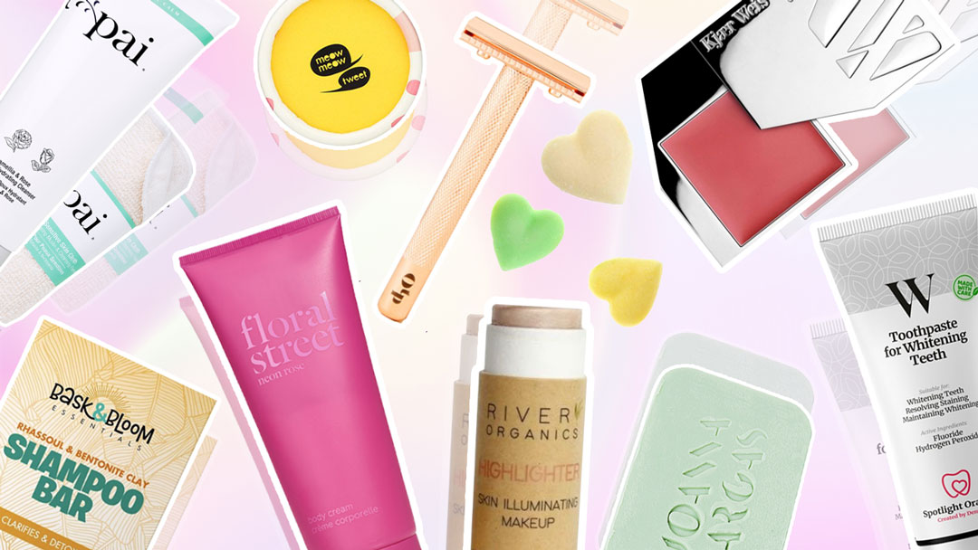 10 Plastic-Free Beauty Products You Need On Your Radar