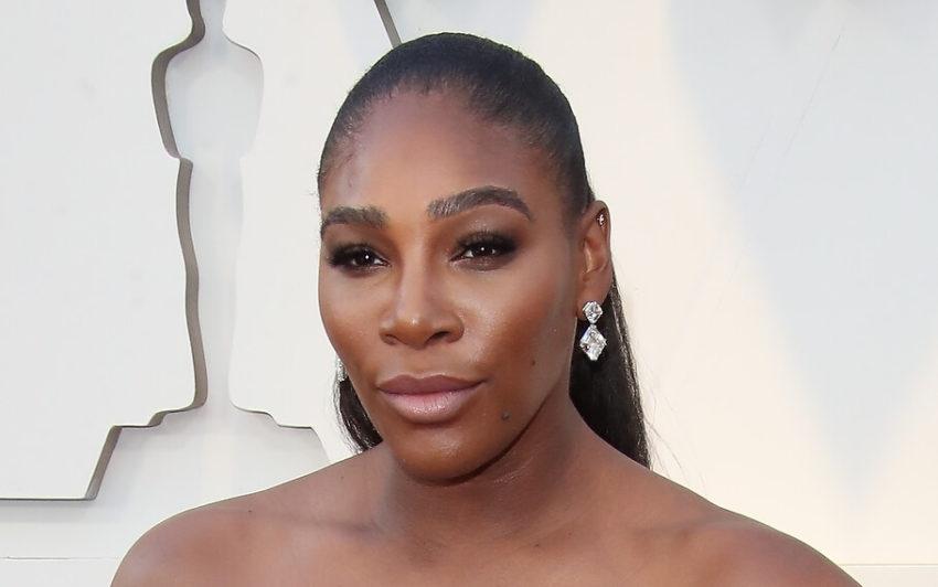 Serena Williams Golden Globes