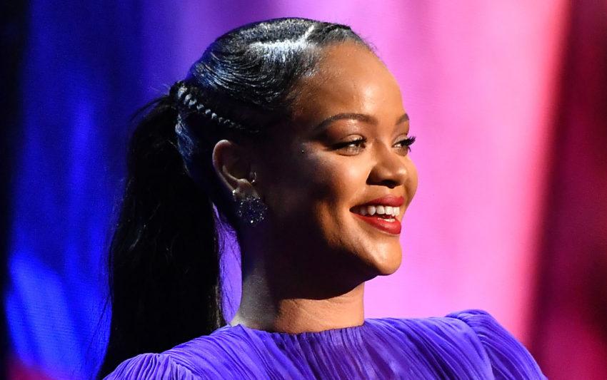 Rihanna NAACP
