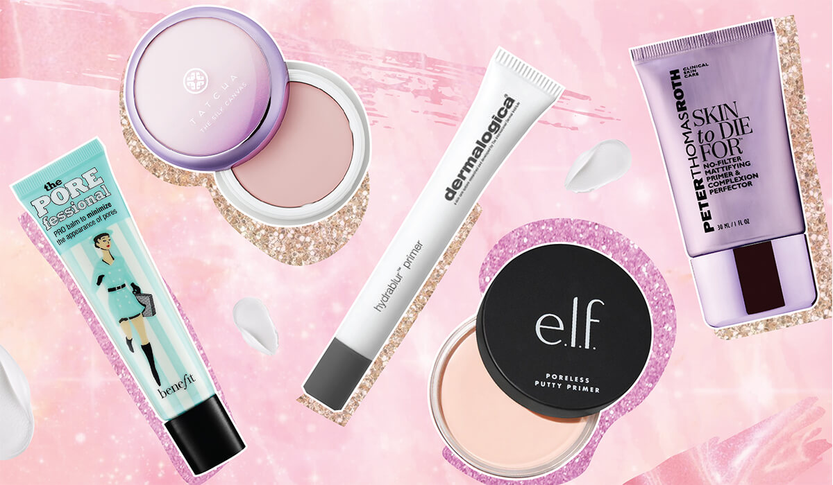 5 Makeup Products That Blur Pores In Seconds
