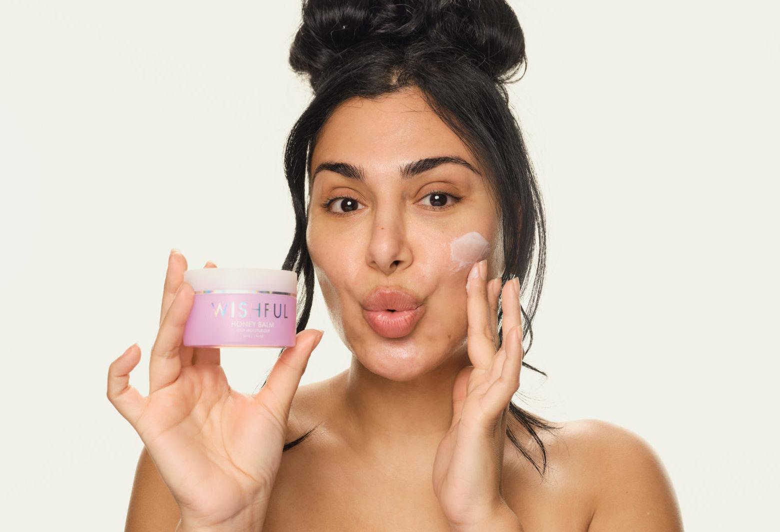 huda moisturizer
