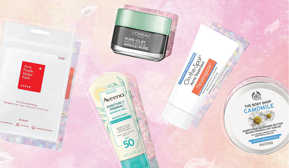 5 Of The Best Drugstore Treatments For Maskne