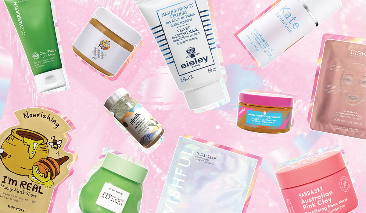 15 Face Masks That Will Actually Make A Difference To Your Skin!