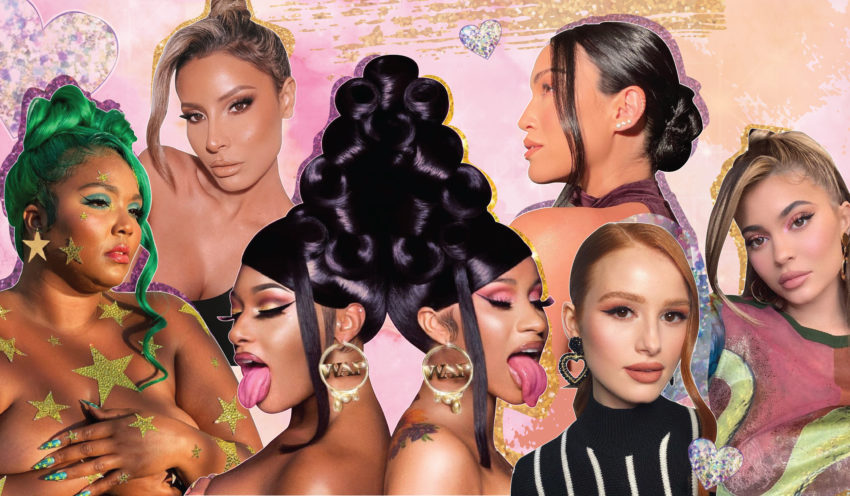 This Easy Celebrity Hair Trend Looks Good On Everyone