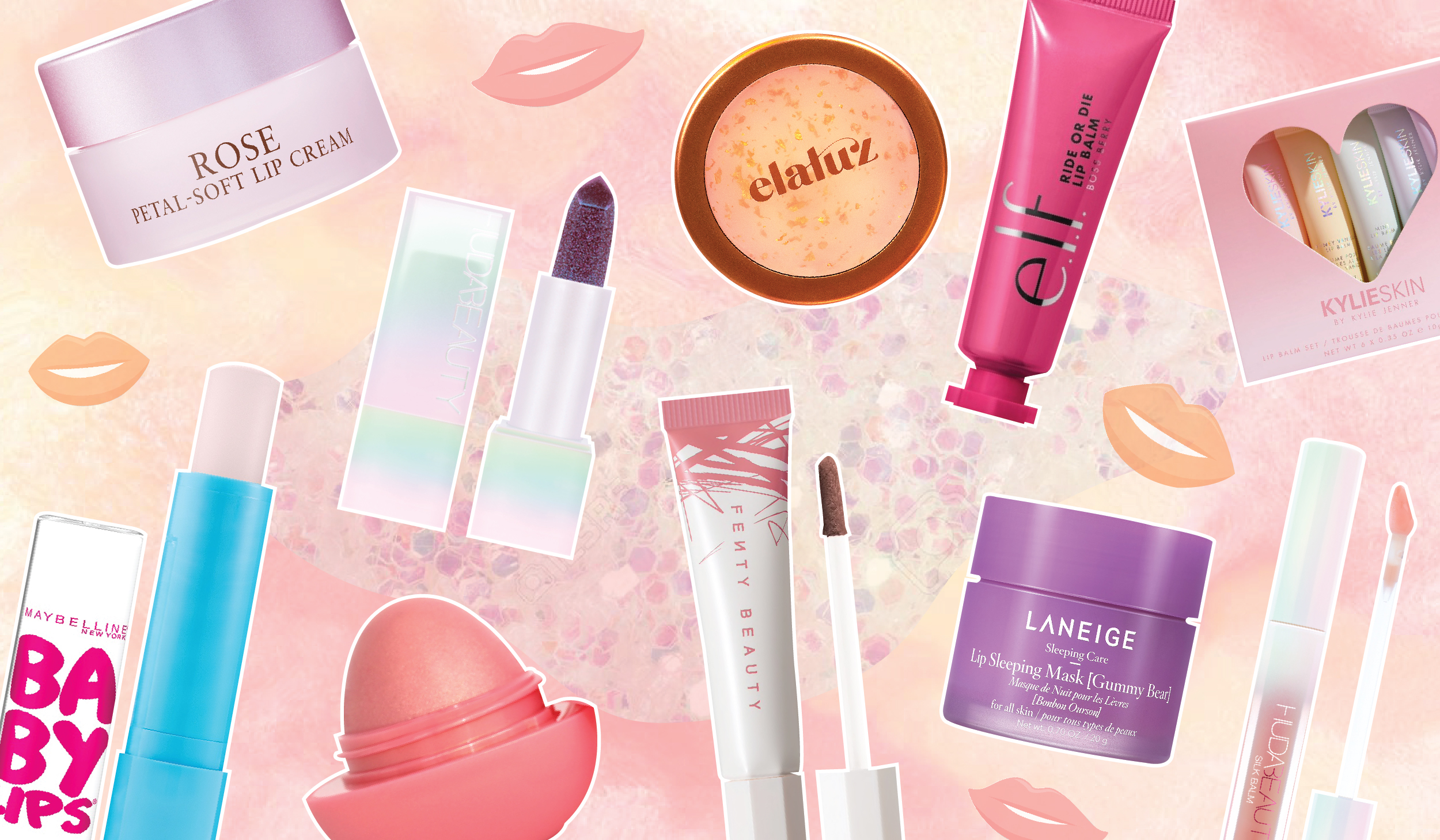10 NEW Lip Balms We're Stocking Up On