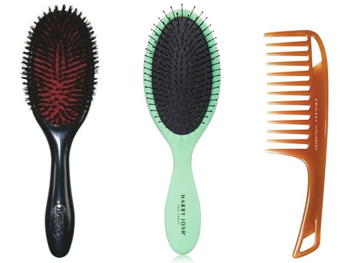 hairbrushing mistake
