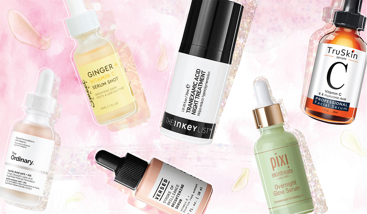The Best Drugstore Serums For Glowing Skin