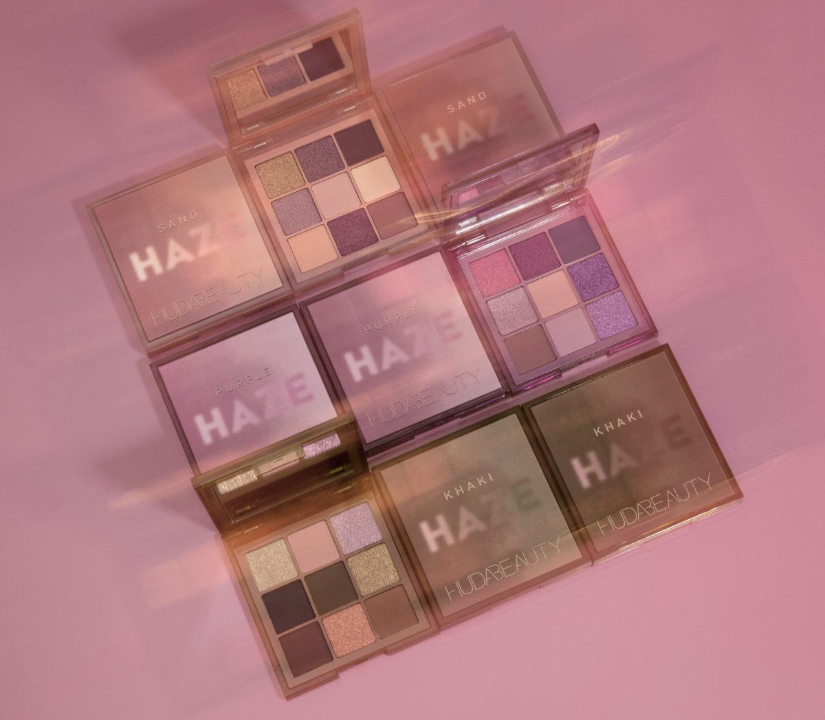 Huda Beauty Haze obsessions