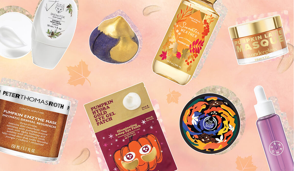 Fall-Inspired Skincare That Will Boost Your Self-Care Routine
