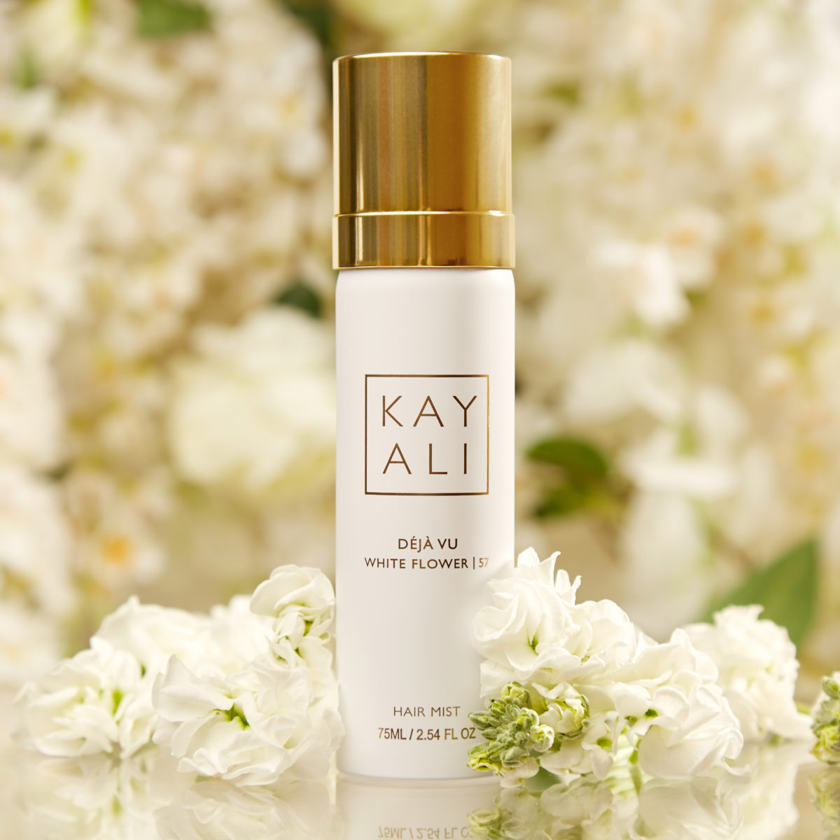 KAYALI Déjà Vu White Flower | 57 Hair Mist