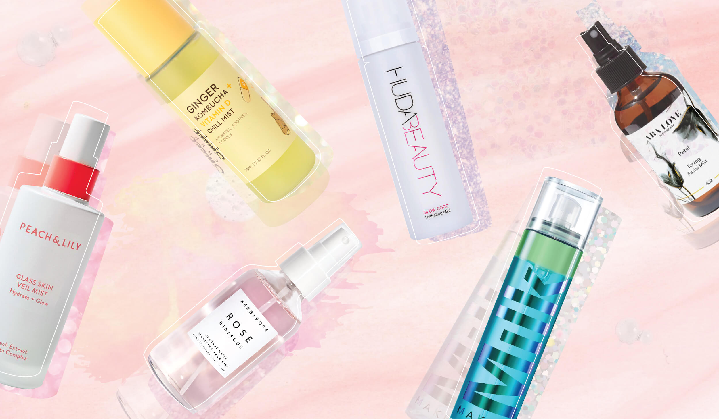 6 Mists That Will Leave Your Skin Looking Dewy and Glowy AF