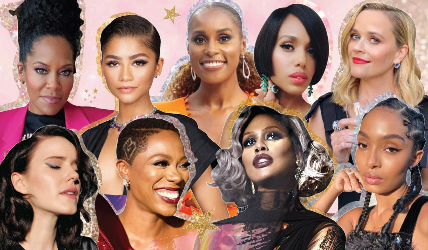 The Emmy Awards Best (And Realest) Beauty Moments