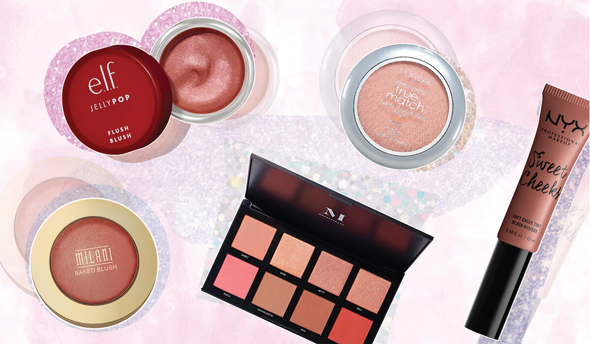 5 Long-Lasting Drugstore Blushes For Every Skin Tone