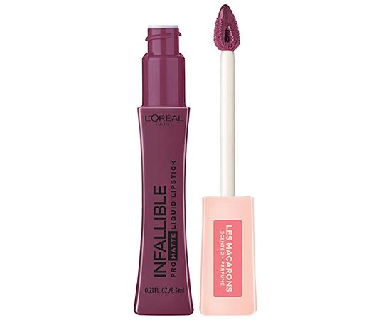 LOréal-Infallible-Pro-Matte-Liquid-Lipstick