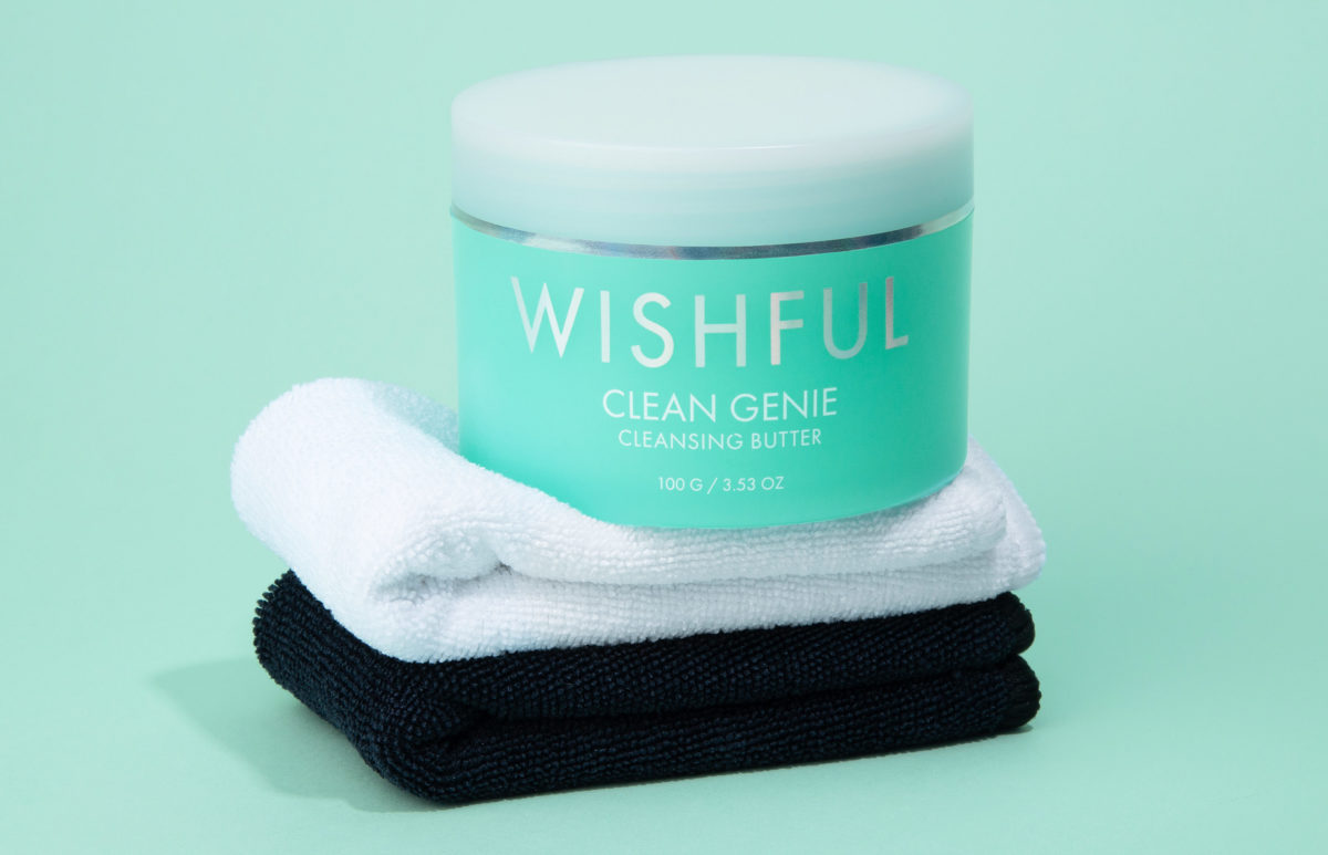 WISHFUL Cleansing cloths
