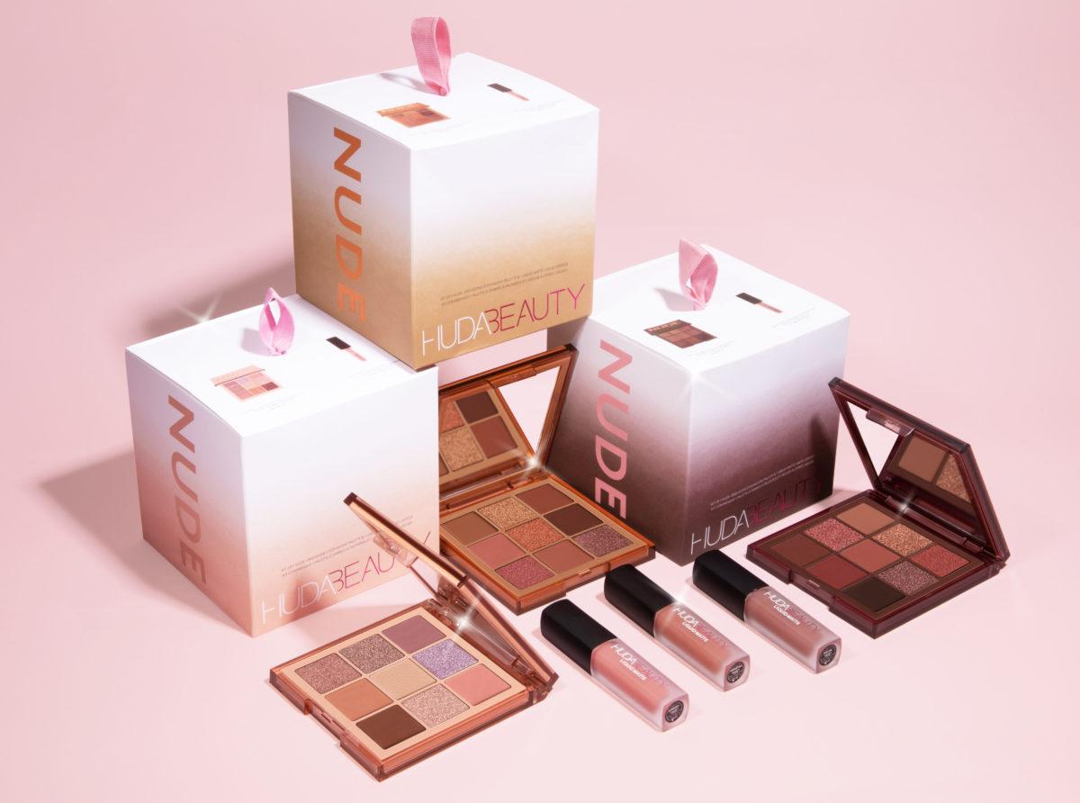 Huda Beauty NUDE Gift Set