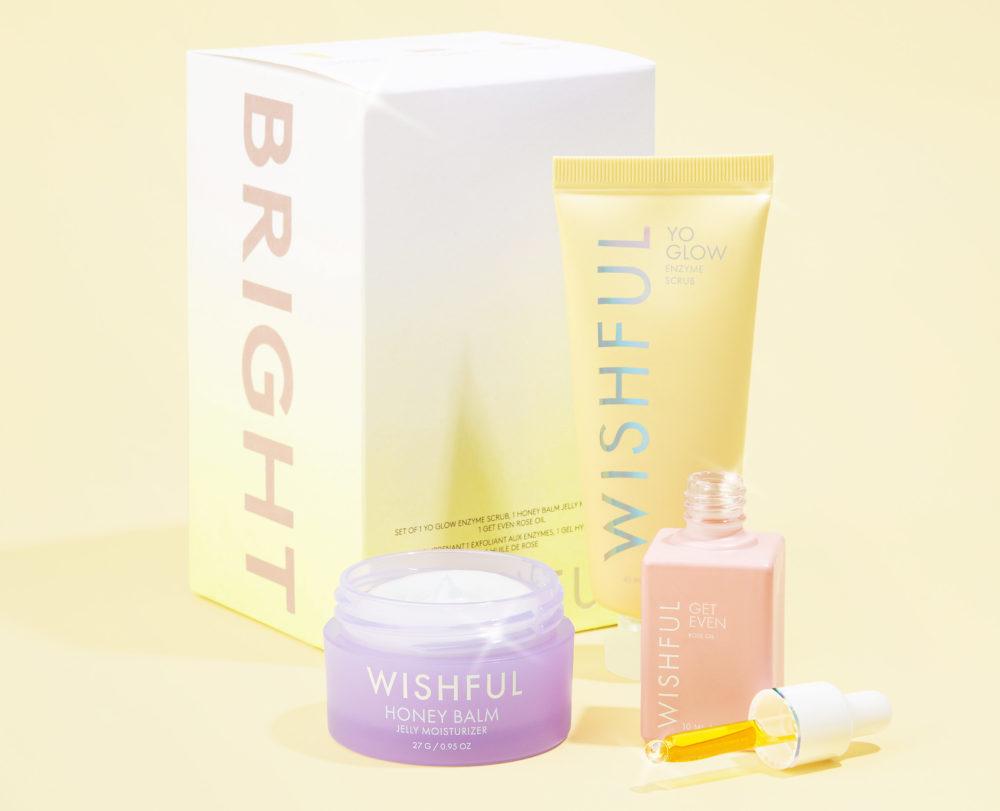 WISHFUL BRIGHT Gift Set
