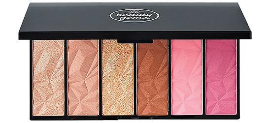 beauty gems face palette